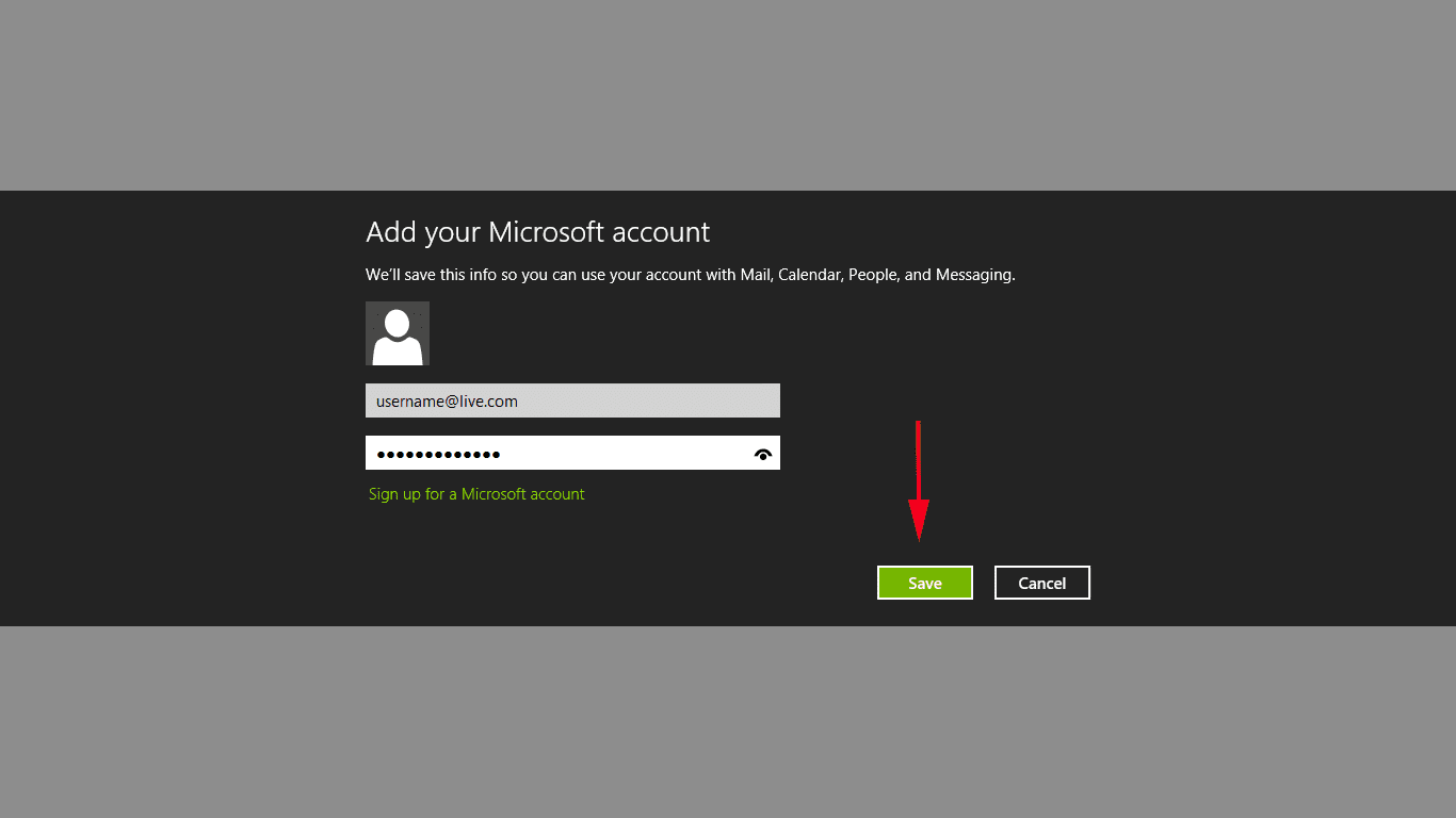 microsoft account login