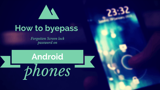 How to Bypass the Samsung Galaxy S4 Lock Screen Password