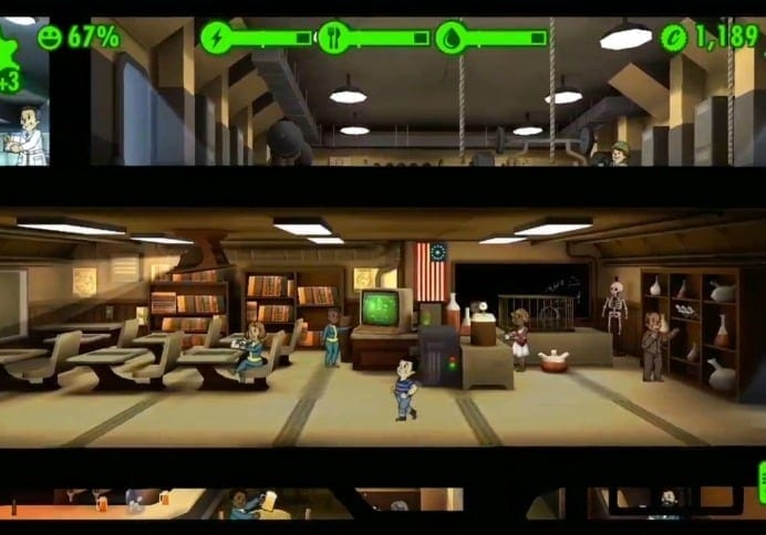 Fallout Shelter Android and PC Version Download with Tips