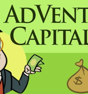 how to get angel investors in adventure capitalist game