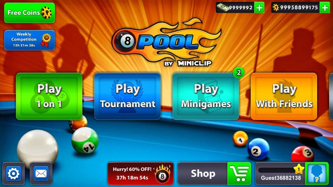 8 Ball Pool Hack – Cheats for iPhone, iPad, PC, Facebook and Android