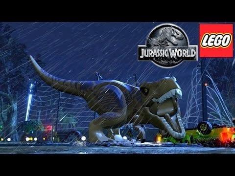 Lego Jurassic World Cheats List, Unlockables and Codes