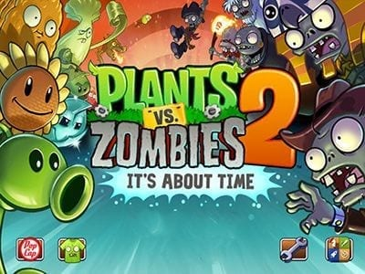 Plants Vs Zombies 2 APK V 4.1.1