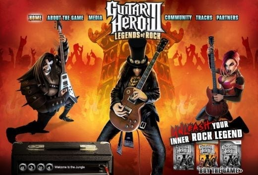 Guitar Hero 3 Cheats