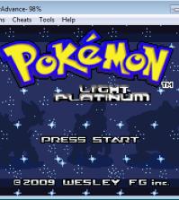 Pokemon Light Platinum Cheats