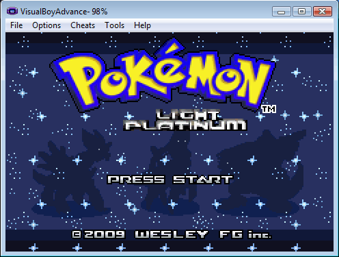 Pokemon Light Platinum Cheats Codes and Walkthrough