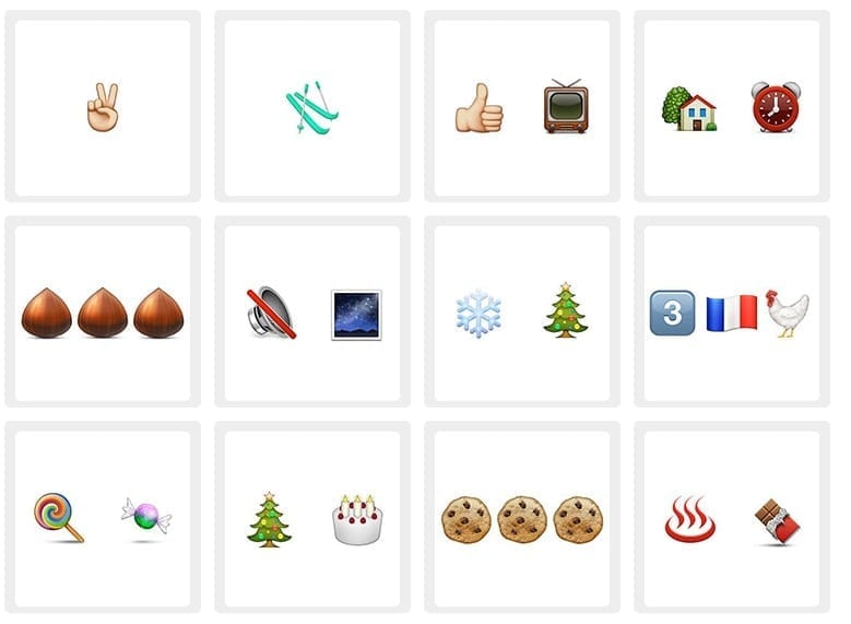100 Pics Christmas Emoji.100 Pics Christmas Emoji Answers For All Levels Freetins