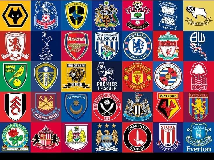 100 pics football logos