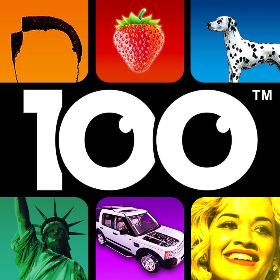 100 Pics Movie Logos Answered Level 1 – 100
