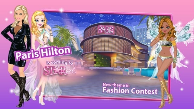 Star Girl Game – Friend ID Share