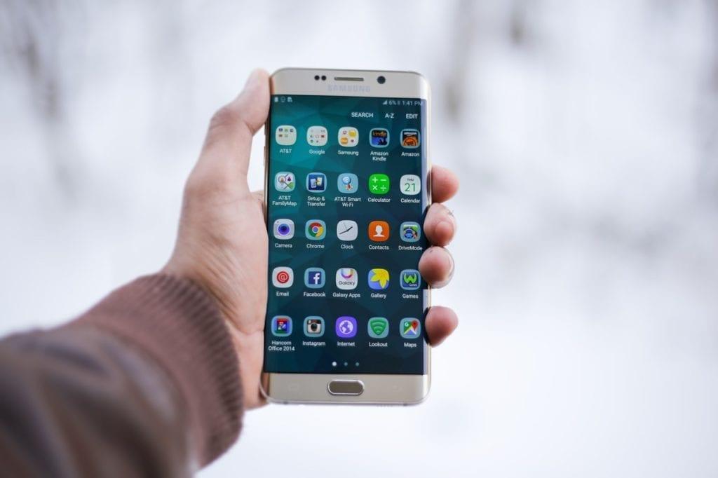 Samsung Galaxy as a remote control